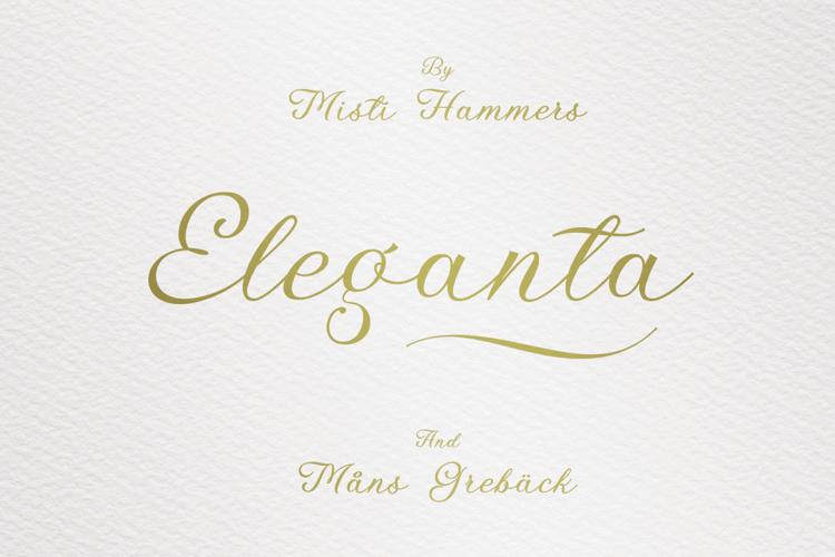 Eleganta Font