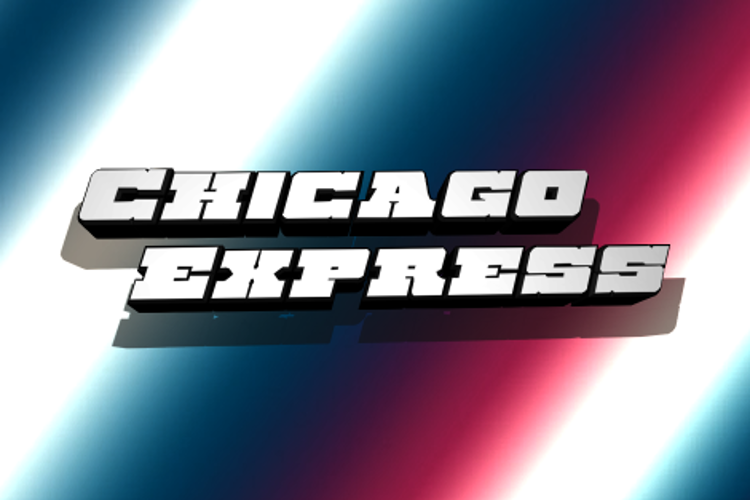 Chicago Express Font