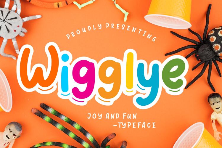 Wigglye Font