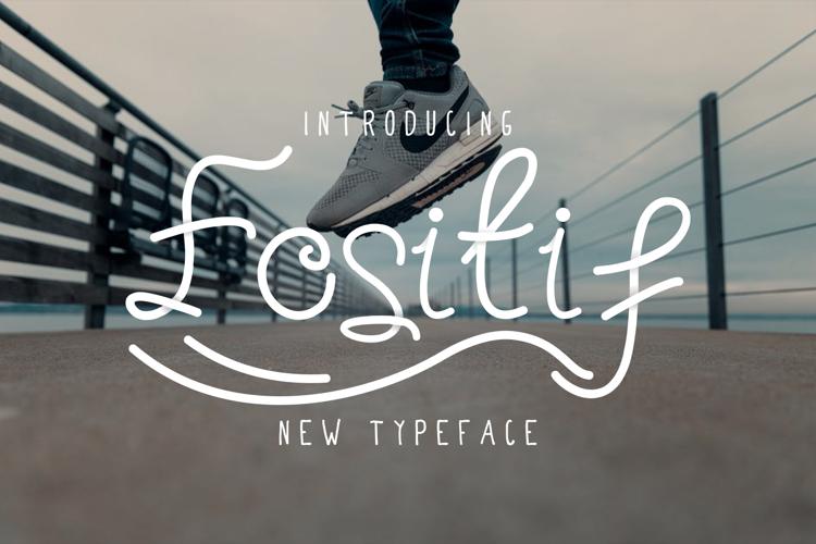 fositif Font