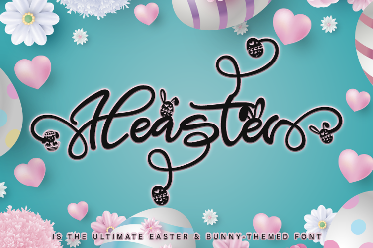 Heaster Font