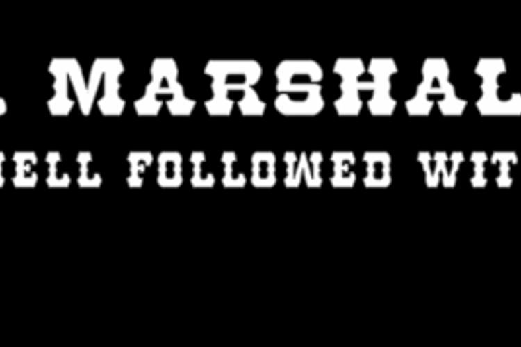 U.S. Marshal Font