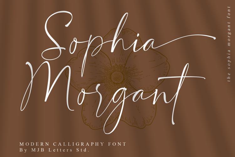 Sophia Morgant Font