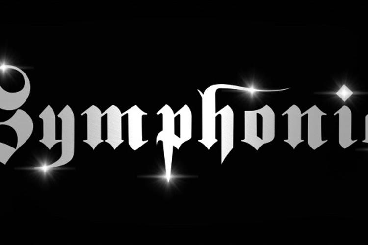 symphonic Font