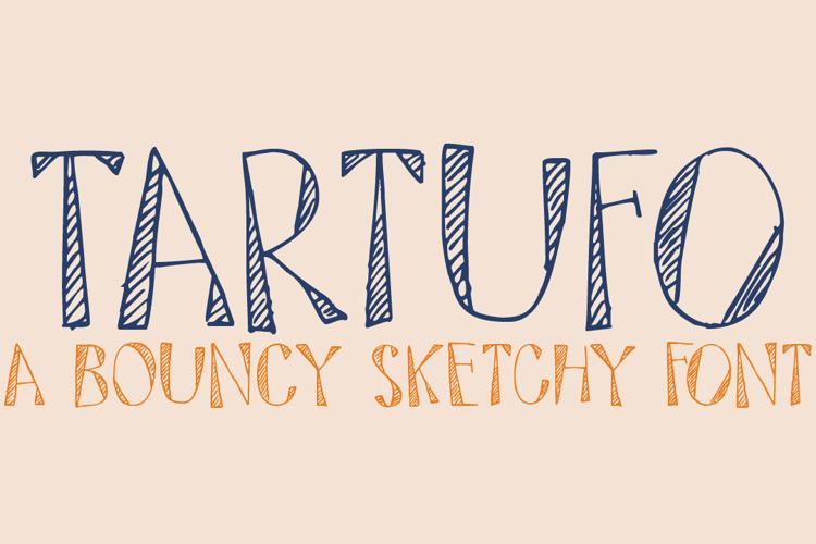 DK Tartufo Font