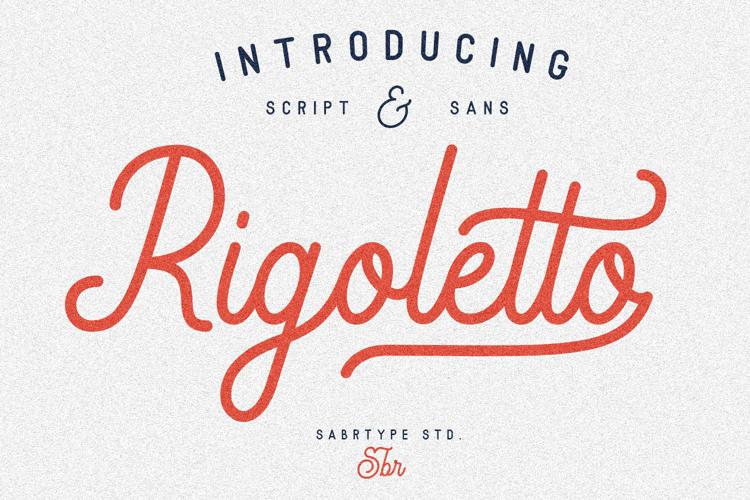 Rigoletto Font