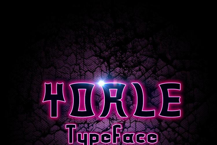 Yorle Font