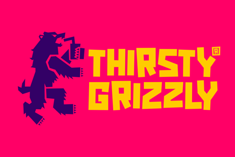 HOT GRILL Font