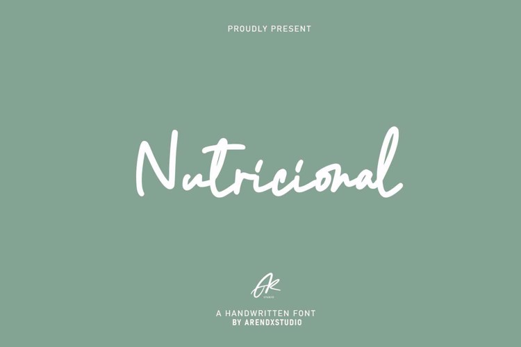 Nutricional Font
