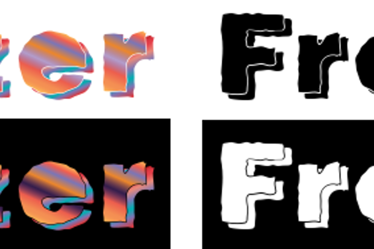 Freizer Font