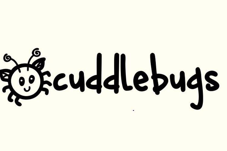 cuddlebugs Font