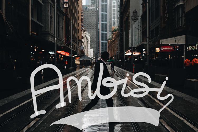 Ambisi Font