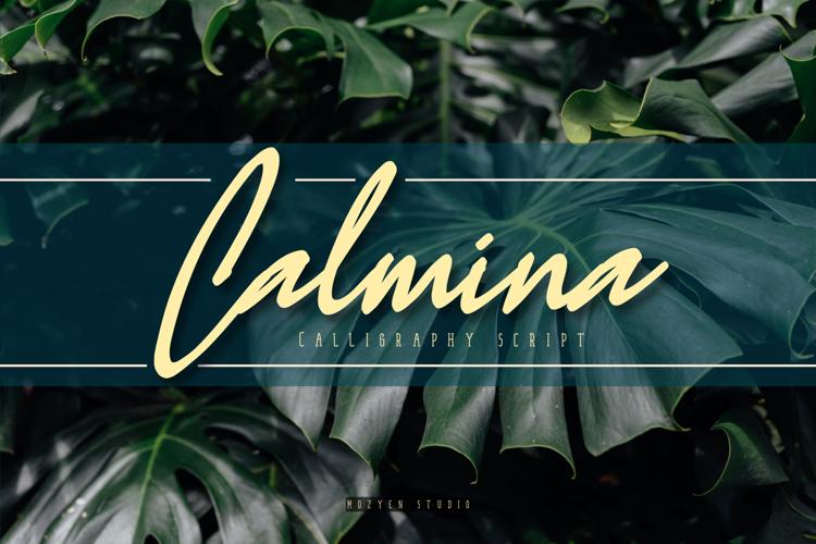 Calmina Font