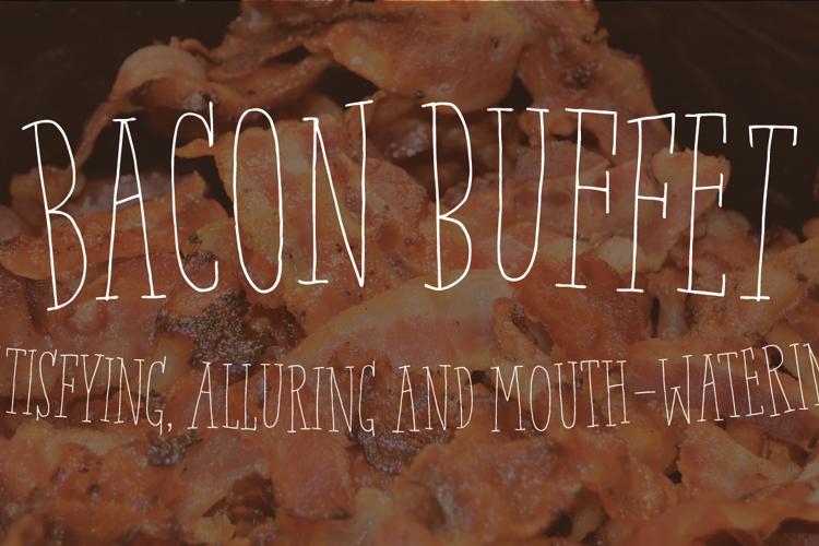 Bacon Buffet DEMO Font