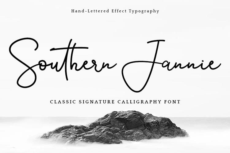 Southern Jannie Font