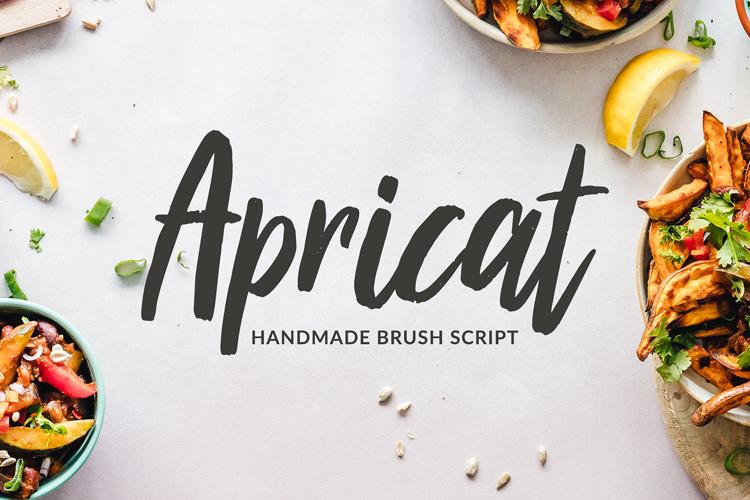 Apricat Font