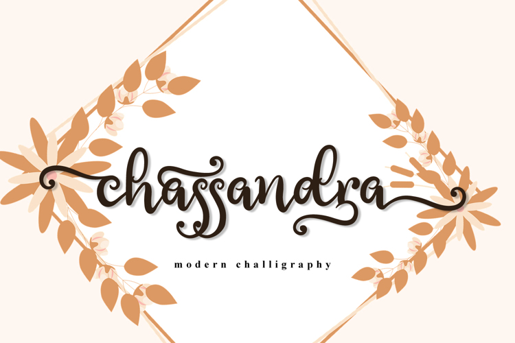 chassandra Font