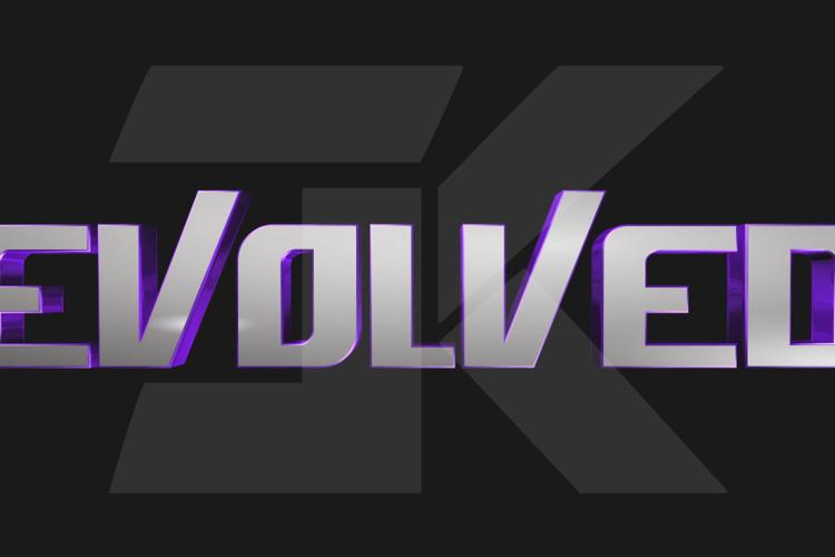 Evolved Font