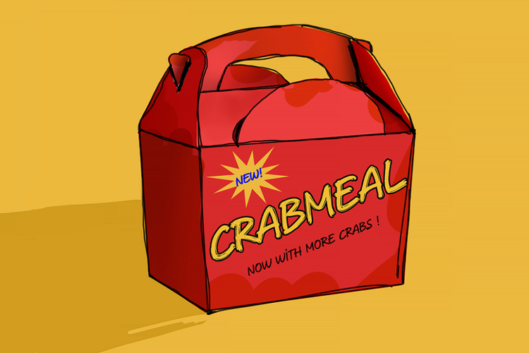 Crabmeal Font