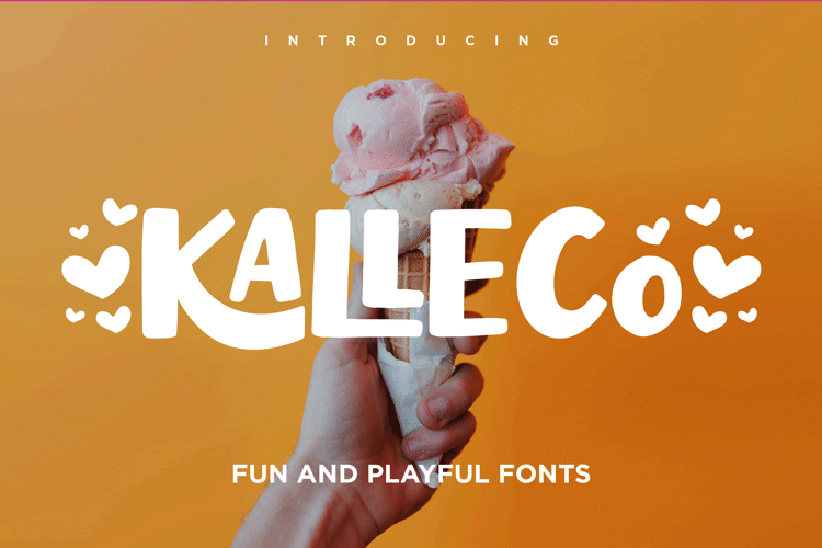 KALLECO Font