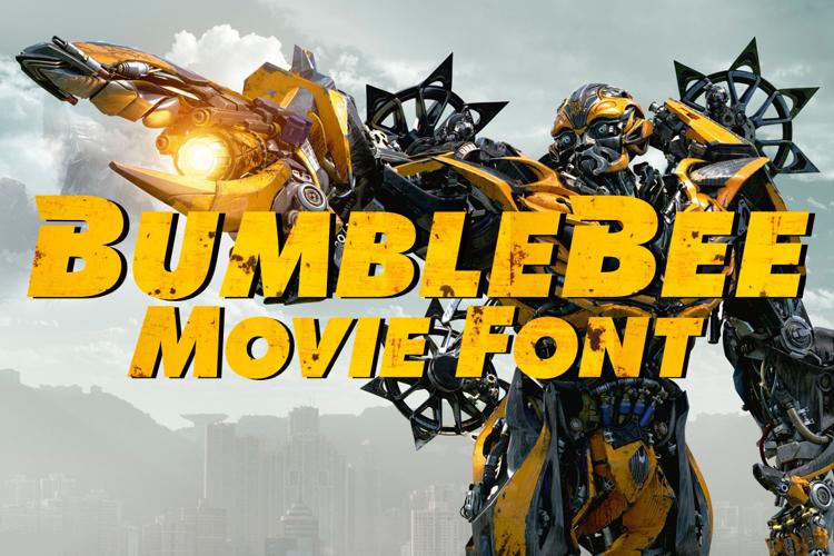 BumbleBeee Font