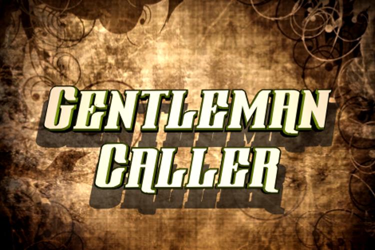 Gentleman Caller Font