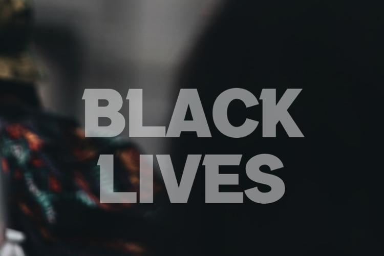 a Black Lives Font