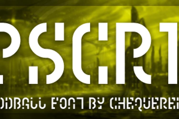 Ipscrik Font