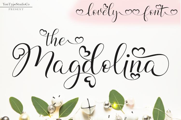 Magdolina Font