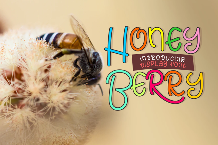 Honeyberry Font