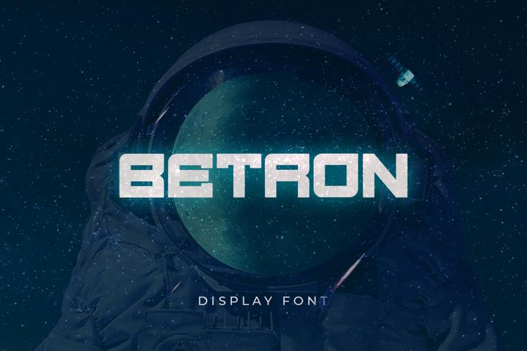 Betron Font
