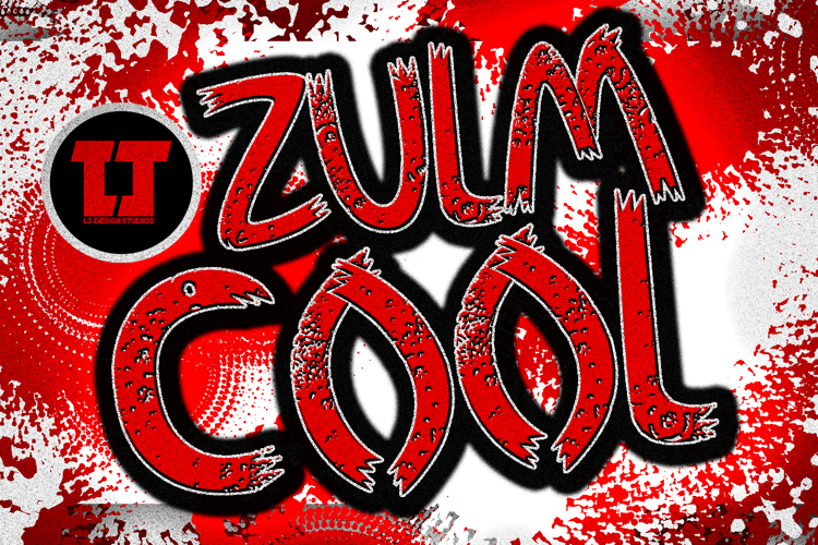 Zulm Cool Font