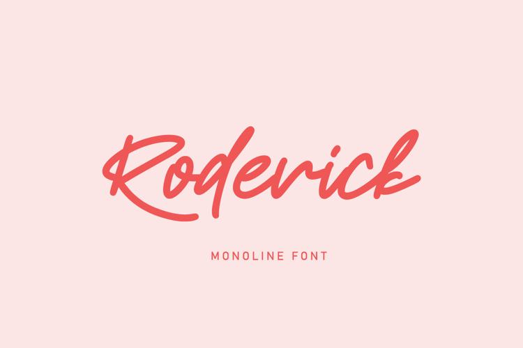 Roderick Font