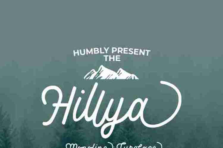 Hillya Font