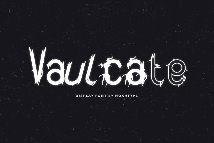 Vaulcate Font