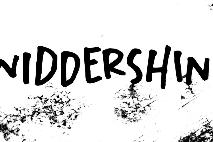 Widdershins DEMO Font
