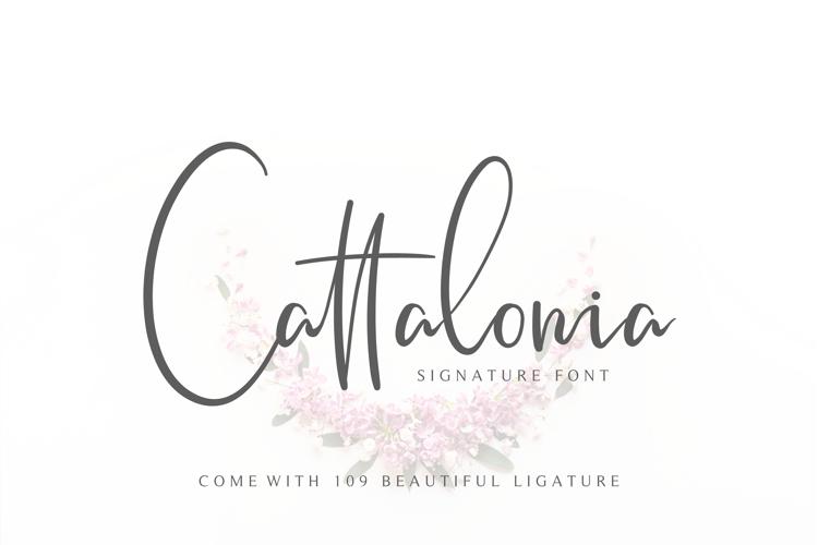 Cattalonia Font
