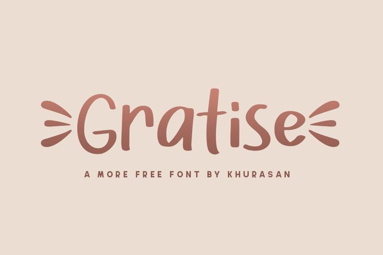 Gratise Font