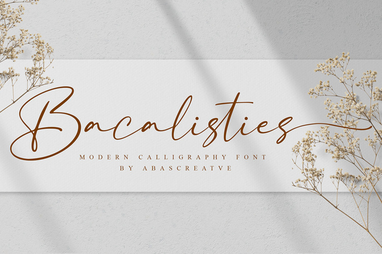 Bacalisties Font