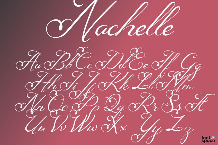 Nachelle Font