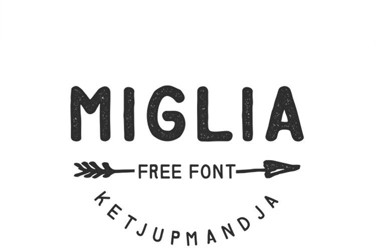 Miglia Font