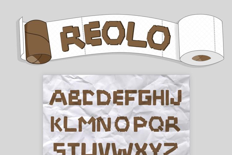Reolo Font