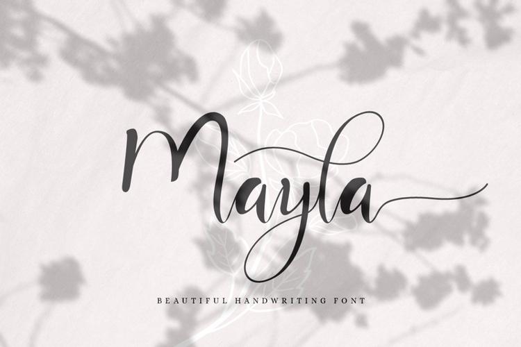 Mayla Font