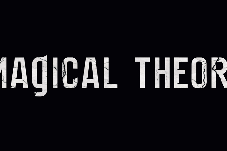 magical theory Font