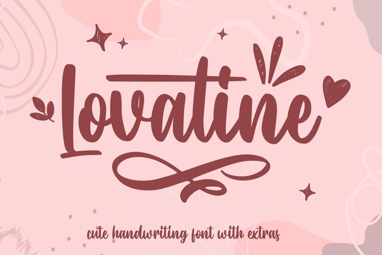 Lovatine Font