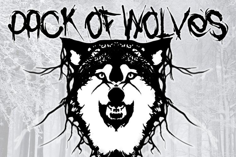 Pack of Wolves Font