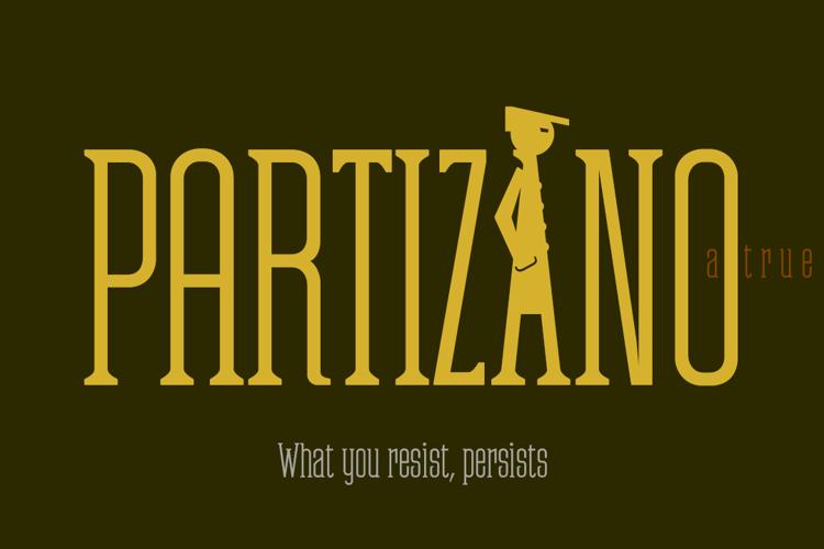 Partizano Font