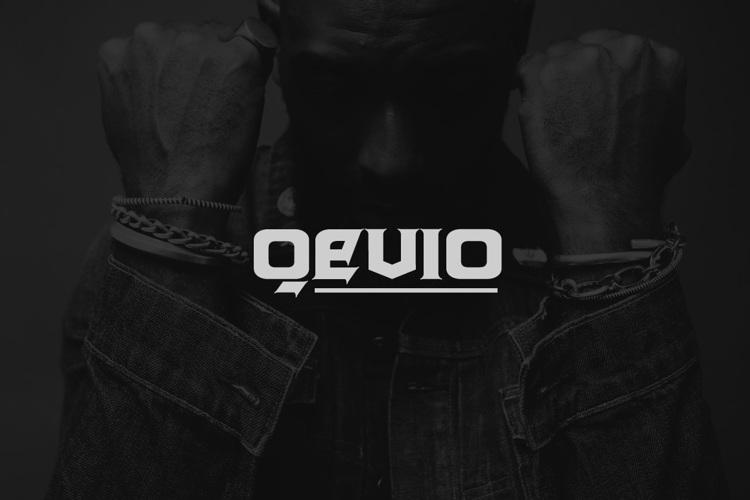 Qevio Font
