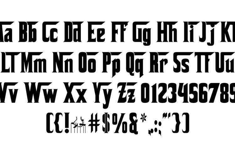 Corleone Font