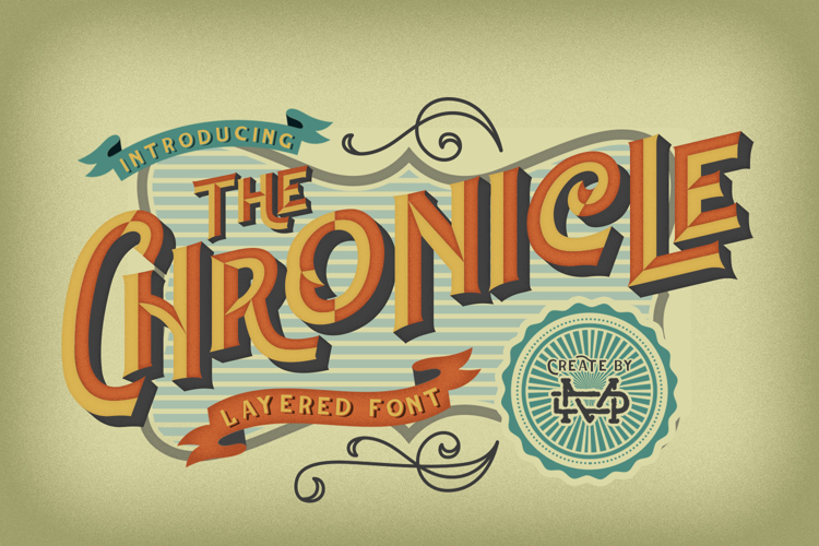 CHrONicLe Font